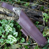 LT Wright GNS Bushcraft Knife - Scandi Grind